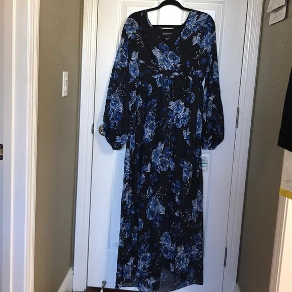 INC International Concepts Dresses & Skirts - Plus Size - I.N.C - Maxi Dress